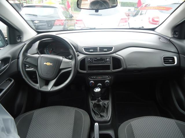 Gm - Chevrolet Onix 1.0 Ipva 2019 Totalmente Pago + Transferencia - Foto 3