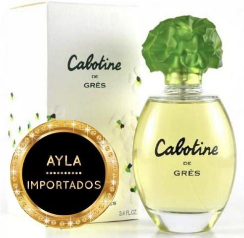 b6318b8bd62 Perfume Importado Feminino Cabotine 100ml - Beleza e saúde ...