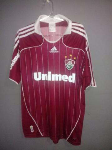 Camisa Fluminense Grena 2007 - Esportes e ginástica - Engenho De ... 58d43667024d6