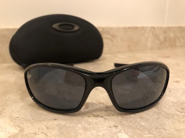 Óculos Oakley Straight Jacket Masculino - Bijouterias, relógios e ... 0a6442e40c