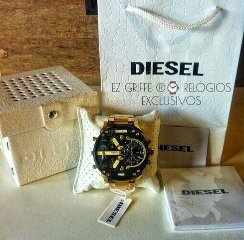 64330c5f774 ORIGINAIS ® Diesel - Direto dos EUA  10x Sem Juros - Bijouterias ...