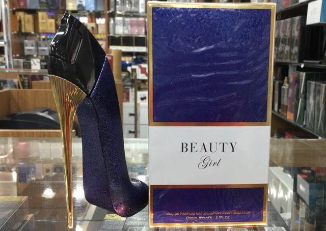 Perfume Importado Beauty Girl 80ml EDP - 3 vezes sem juros - Foto 2