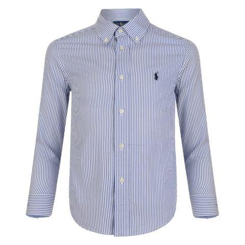 Camisa Social Polo Ralph Lauren Original Eua Várias Cores a3cb3f599f86f