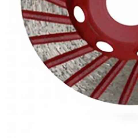 Disco de desbaste diamantado 100mm rosca m14 Rocast - Foto 2