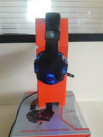 Fone De Ouvido Satellite Gamer Headset P2 XboxOne Ps4 Smartphone Pc - Foto 2