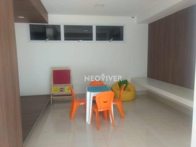 Residencial matriz -apartamento com 3 dormitórios à venda, 103 m² por r$ 495.000 - setor b - Foto 6