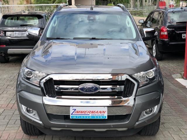 Ford Ranger Limited 3.2 4x4 Diesel 2019 Top de Linha Unico dono - Foto 8
