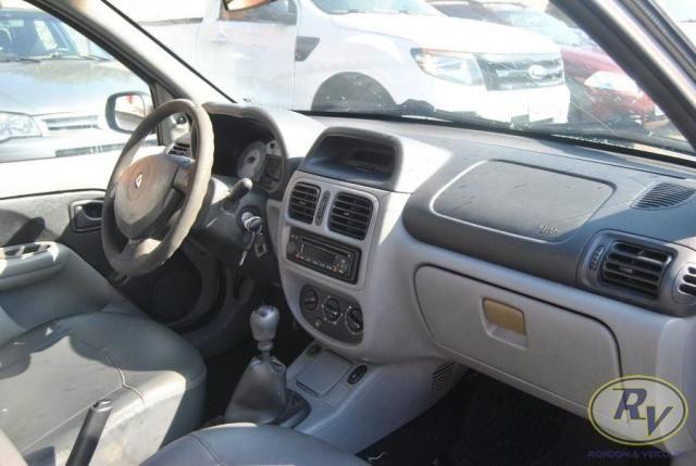 RENAULT CLIO 2007/2008 1.0 AUTHENTIQUE SEDAN 16V FLEX 4P MANUAL - Foto 3