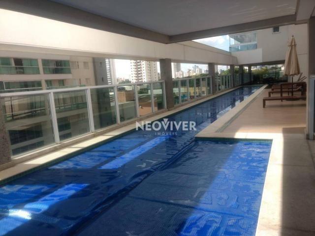 Residencial matriz -apartamento com 3 dormitórios à venda, 103 m² por r$ 495.000 - setor b - Foto 17