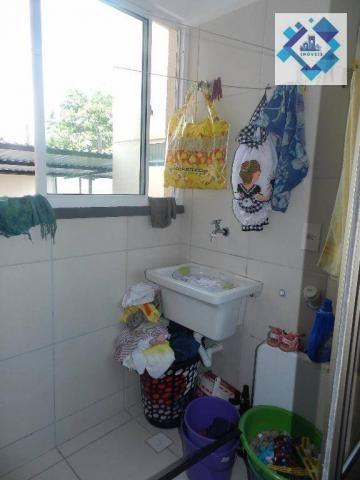 Apartamento repasse , com móveis fixos , preço negociável à venda, Parangaba, Fortaleza. - Foto 12