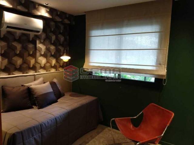Apartamento à venda com 2 dormitórios em Botafogo, Rio de janeiro cod:LAAP23934 - Foto 9