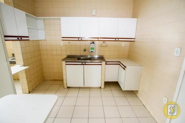 Apartamento para alugar com 3 dormitórios em Varjota, Fortaleza cod:44444 - Foto 9