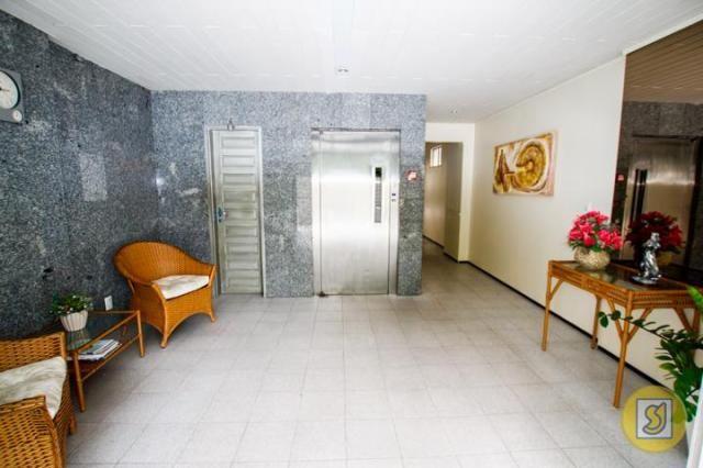 Apartamento para alugar com 3 dormitórios em Varjota, Fortaleza cod:44444 - Foto 5
