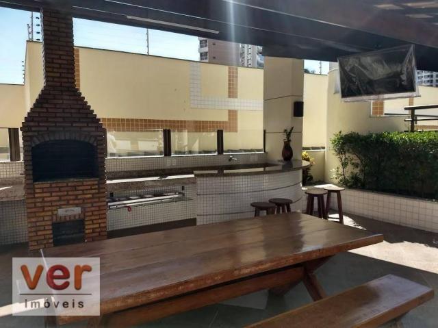 Apartamento com 3 dormitórios à venda, 137 m² por R$ 850.000,00 - Cocó - Fortaleza/CE - Foto 5