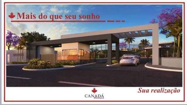 Canadá Houses Pé-direito ampliado de 4,10 metro no bairro Sim - Foto 10
