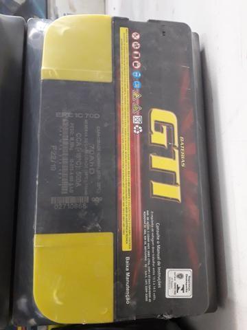 Bateria 70Ah com preço Especial 239,00 Com 12 Meses de garantia - Foto 3