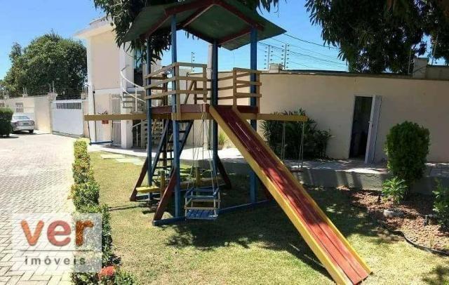 Casa à venda, 113 m² por R$ 520.000,00 - Engenheiro Luciano Cavalcante - Fortaleza/CE - Foto 4