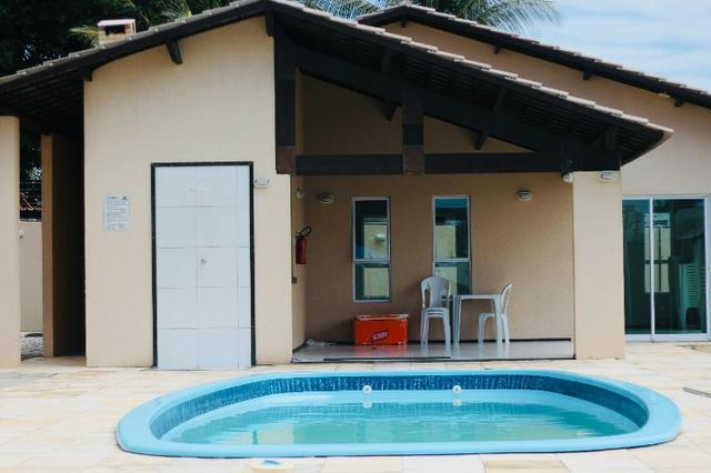 Apartamento com doc. gratis: 2 quartos, 2 banheiros , piscina, salao de festas - Foto 16