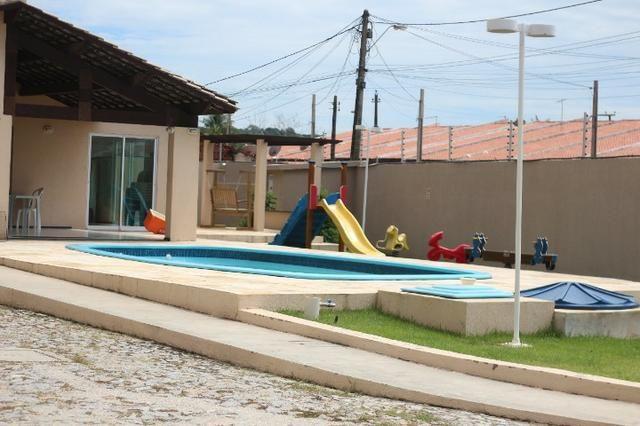 Apartamento com doc. gratis: 2 quartos, 2 banheiros , piscina, salao de festas - Foto 15