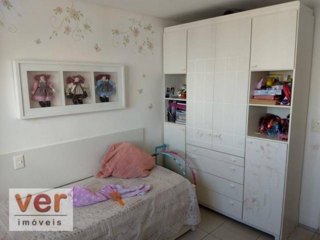 Apartamento com 3 dormitórios à venda, 137 m² por R$ 850.000,00 - Cocó - Fortaleza/CE - Foto 17