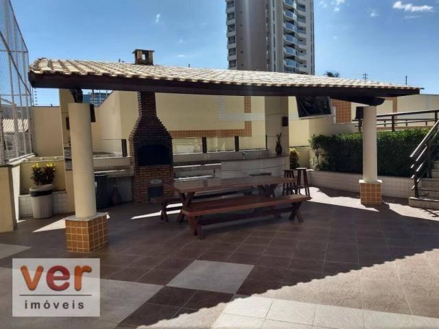 Apartamento com 3 dormitórios à venda, 137 m² por R$ 850.000,00 - Cocó - Fortaleza/CE - Foto 4