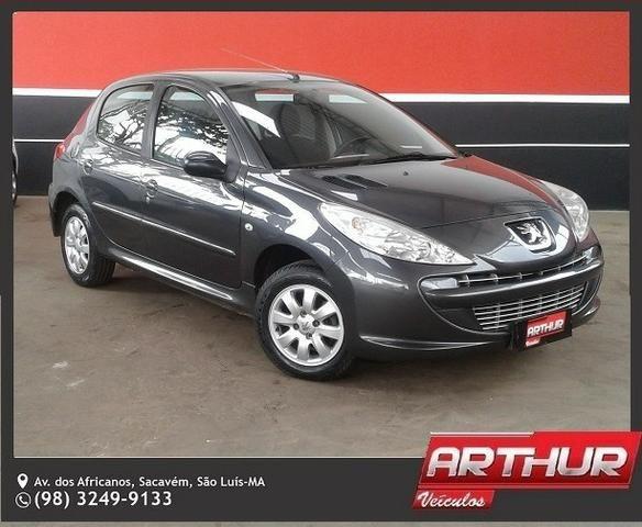 Peugeot 207 XR 1.4 Arthur Veiculos $19.500,00