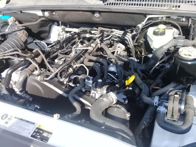 Volkswagen Amarok 4x4 HighLine 180 CV 4 Cilindros 2.0 - Único dono - Foto 8