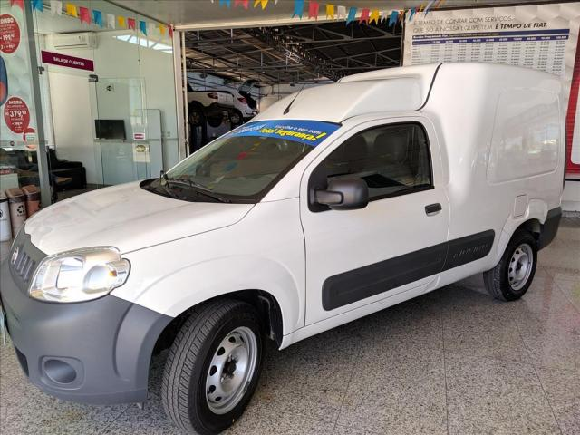 FIAT FIORINO 1.4 MPI FURGÃO HARD WORKING 8V FLEX 2P MANUAL - Foto 14