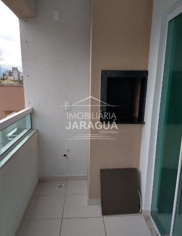 Apartamento à venda, 2 quartos, 1 vaga, nova brasília - jaraguá do sul/sc - Foto 3
