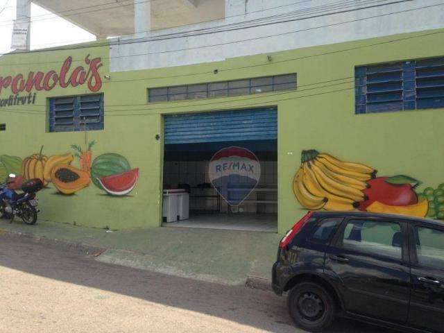 Salão para alugar, 90 m² por r$ 1.200/mês - cidade nova ii - várzea paulista/sp - Foto 2