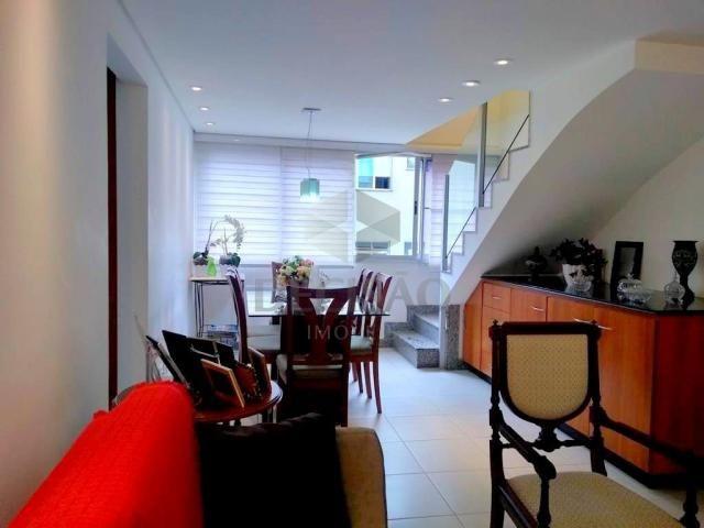 Cobertura à venda, 2 quartos, 3 vagas, gutierrez - belo horizonte/mg - Foto 3