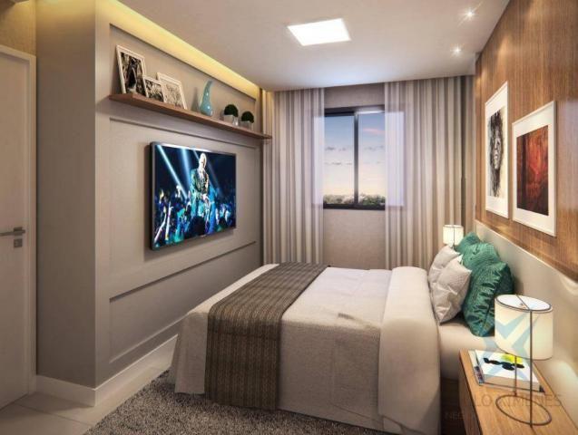 Apartamento com 3 dormitórios à venda, 58 m² por r$ 221.000 - passaré - fortaleza/ce - Foto 8
