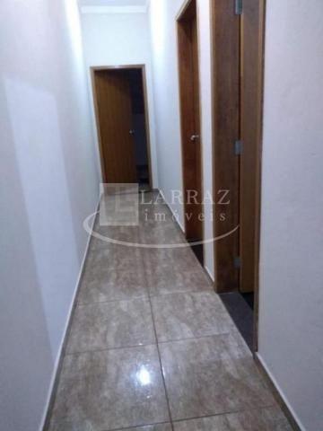 Ótima casa para venda em brodowski no residencial lascala, 2 dormitorios, varanda gourmet  - Foto 11