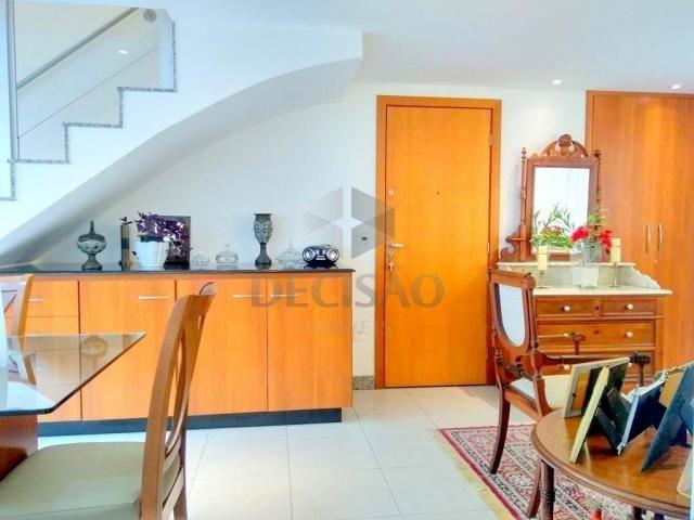Cobertura à venda, 2 quartos, 3 vagas, gutierrez - belo horizonte/mg - Foto 2