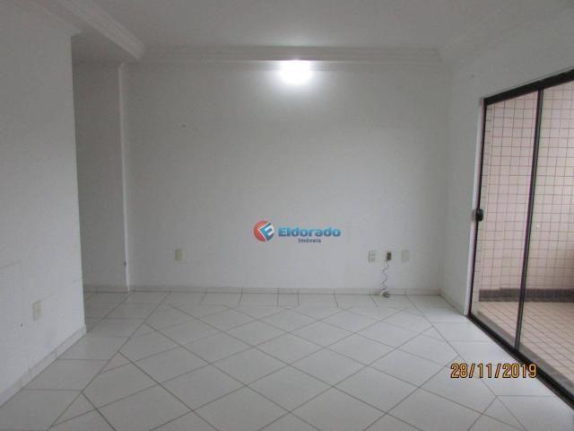 Apartamento com 3 dormitórios para alugar, 60 m² por r$ 1.100,00 - jardim são carlos - sum - Foto 4