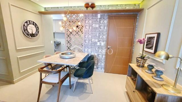 (EXR18528) Apartamento à venda no Luciano Cavalcante de 70m² com 3 quartos e 2 vagas - Foto 2