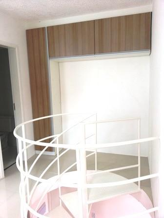 Cobertura - Fraga Maia - com armarios 3/4 - Foto 6