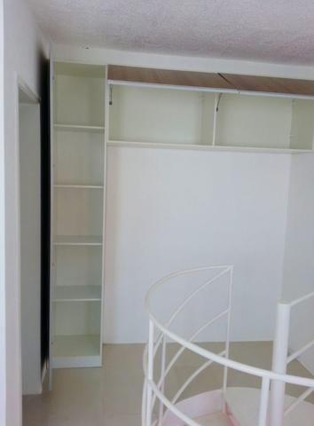 Cobertura - Fraga Maia - com armarios 3/4 - Foto 2