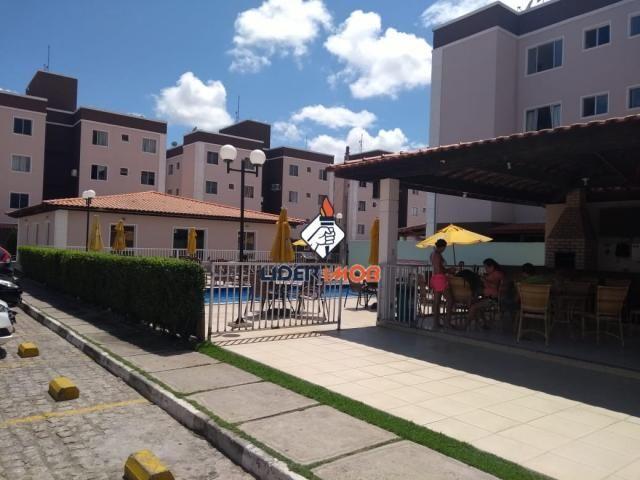 LÍDER IMOB - Apartamento 2 Quartos Mobiliado, para Aluguel, em Condomínio no SIM, Próximo  - Foto 7