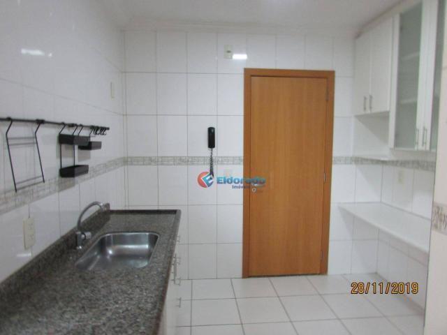 Apartamento com 3 dormitórios para alugar, 60 m² por r$ 1.100,00 - jardim são carlos - sum - Foto 9