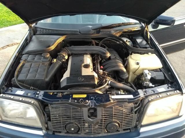 Mercedes C280 Elegance automática - Foto 7