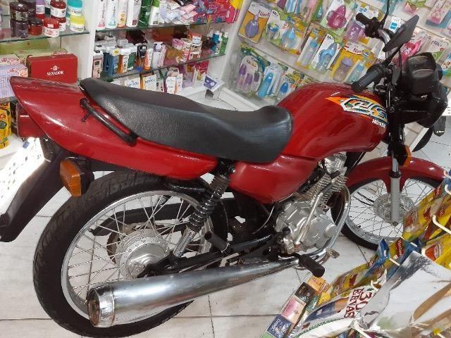 Moto cg 125 aceito troca por outra do meu enternece - Foto 2