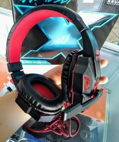 Headset Gamer Compatível; Ps3/Ps4/Xbox/Celulares E Pc. ideal para jogos on-line