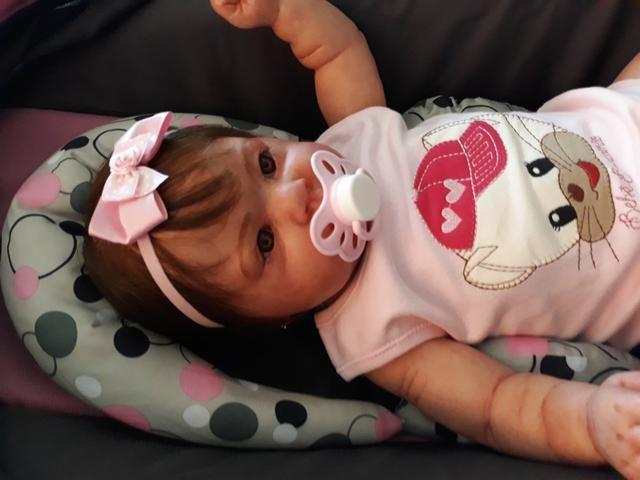 Bebê Reborn Heloísa presente ideal para o Natal! - Foto 5