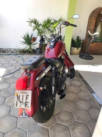 Moto Custom 250 cc - Foto 3