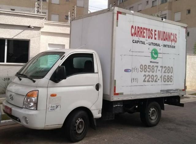 Carreto e Mudança - Belém - Mooca - Tatuapé - Centro - Vila Mariana - Ipiranga - Foto 4