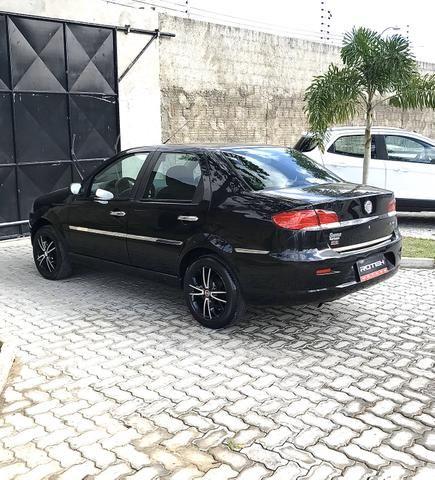 Fiat Siena ELX 1.4 Flex, Ano: 2009, Completíssimo TOP!!! (Muito Novo!!!) - Foto 8