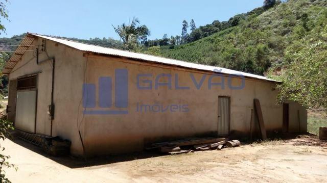 JG. Sítio de 234 mil m² com casa de 3 quartos com suíte em Marechal Floriano! - Foto 9