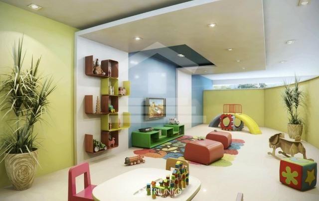 (ESN tr20432) Apartamento 74m e 1 vagas prox chico caranguejo sul c moveis fixos - Foto 6