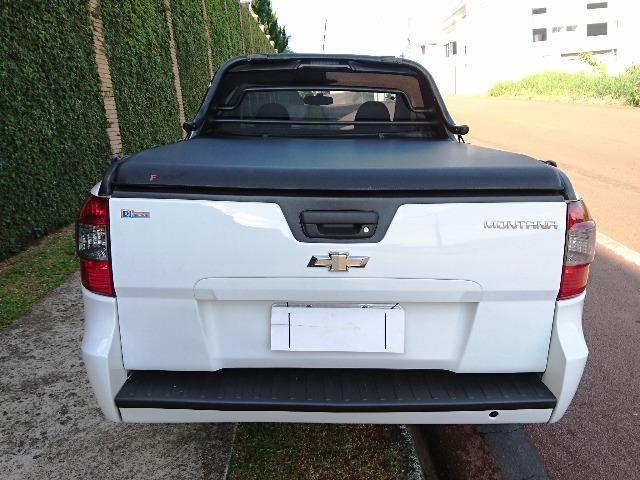 Chevrolet Montana LS 1.4 Completa Impecável - Foto 5